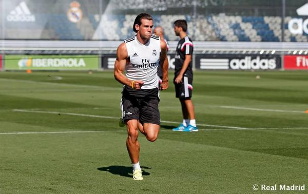 Real Madrid steroids
